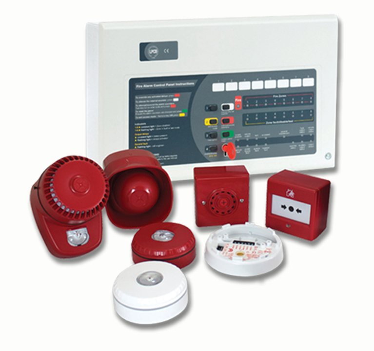 Harrisons Fire-Alarm-System