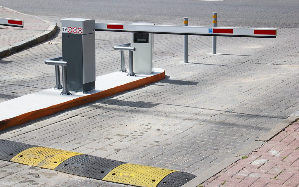 Harrisons Fire & Security Electronic Gates-&-Barriers